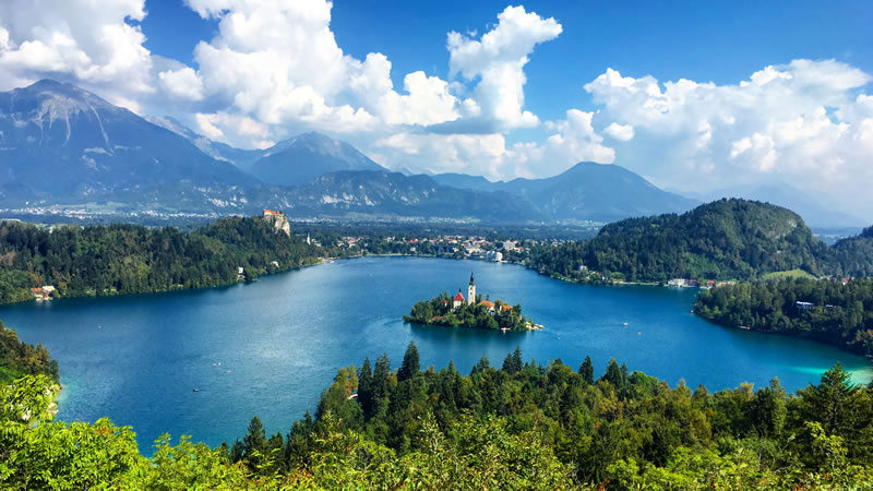 A Beautiful Photo Gallery of Bled, Slovenia
